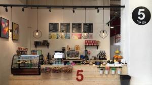 Academia 5 to go, cel mai nou proiect al brandului romanesc de cafea