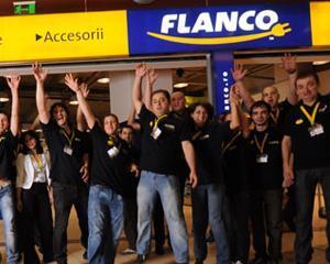 """Flanco introduce un nou serviciu pentru clientii sai - programul de fidelitate """"Mereu Flanco"""""""