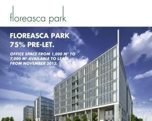 United dezvolta campania de lansare pentru cea mai verde cladire de birouri din Bucuresti, Floreasca Park