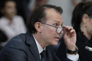 Comisiile parlamentare i-au dat aviz NEGATIV lui Florin Citu pentru functia de ministru al Finantelor