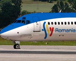 Fly Romania anunta primele zboruri interne si internationale