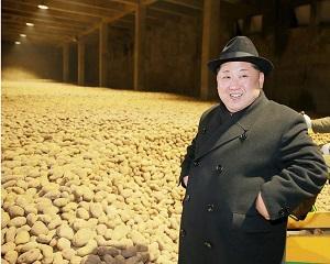 Fata nefardata a comunismului. Foametea din Coreea de Nord