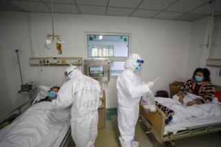 Focarul de coronavirus din Galati se extinde: 71 de cadre de la Spitalul din Galati, INFECTATE CU COVID-19
