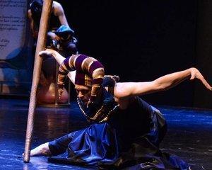 Folia, Shakespeare & Co, un spectacol de Gigi Caciuleanu. Lauda nebuniei pure