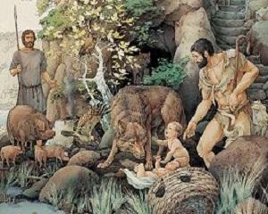 21 aprilie 753 i.Hr: este fondata Roma