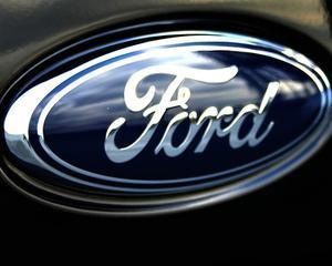 Ford vrea sa foloseasca mai bine capacitatea uzinei de la Craiova