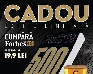 Forbes Romania lanseaza Forbes 500 editia 2015