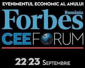FORBES CEE Forum 2015: 25 de strategii de crestere sustenabila