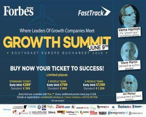 Growth Summit: investitia ta inteligenta pentru 2015