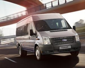 DB Schenker Rail colaboreaza cu Ford pentru transportul de autovehicule in Romania