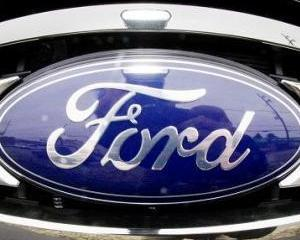 Vanzarile Ford in Europa au crescut cu 12% in luna martie
