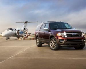 Cum arata noul Ford Expedition