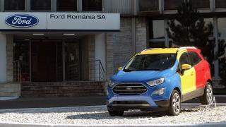 Ford Romania anunta o noua investitie de 30 de milioane de euro in uzina de la Craiova