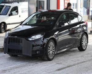 "Ford Focus RS va fi lansat in 2016 si va tine cont de ""mostenirea bogata a modelelor RS anterioare"""