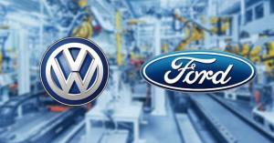 Ford si Volkswagen au pus bazele unui parteneriat de proportii care vizeaza dezvoltarea masinilor electrice si autonome