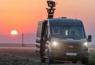 Politia de Frontiera a primit autospeciale de supraveghere cu termoviziune, achizitionate din fonduri europene nerambursabile