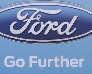Compania Ford va construi tot mai putine masini in Rusia