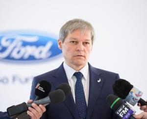 Dacian Ciolos a vizitat centrul de cercetare avansata al Ford Motor Company