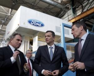Dupa Dacia si Renault, promisiuni de autostrada si pentru Ford