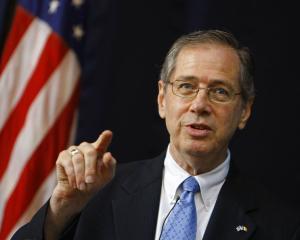 Fostul ambasador american Mark Gitenstein, la conducerea Fondului Proprietatea