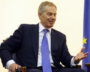 Fostul premier britanic Tony Blair castiga 2.600 de lire sterline pe minut