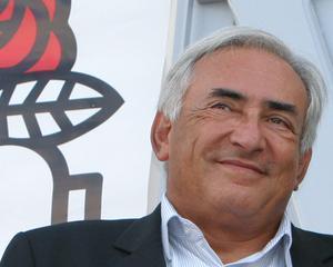 Fostul sef al FMI, Dominique Strauss-Kahn, va fi sef la o banca care activeaza si in tara noastra