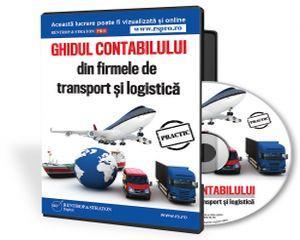 Esential 2015: Ghidul contabilului din firmele de transport si logistica