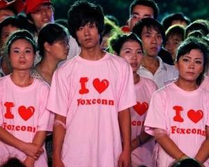 Apple isi muta productia de la Foxconn spre Pegatron