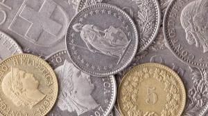 Leul continua sa se aprecieze fata de principalele valute forte. Francul elvetian continua sa scada