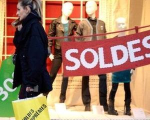 Economia franceza a evitat recesiunea, inregistrand o crestere de 0,3%