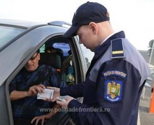 Mai multi politisti la frontiera, pentru minivacanta de 1 Decembrie