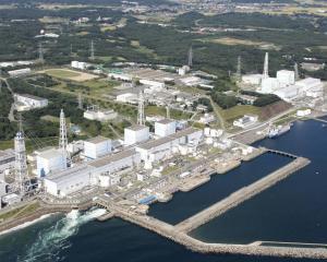Apele subterane de sub centrala Fukushima, foarte contaminate