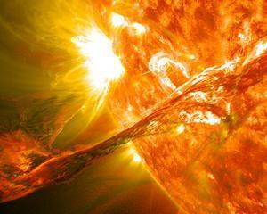 Avertisment NASA: Pamantul ar putea fi afectat de o furtuna solara