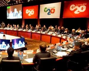 Reuniunea G-20: Trebuie prevenite tulburarile din tarile emergente
