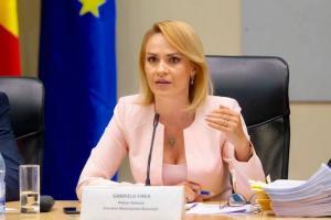 Gabriela Firea nu exclude varianta candidaturii la alegerile prezidentiale