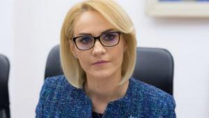 Gabriela Firea ofera vouchere de 10.800 de lei cuplurilor in 2018