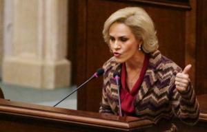 Gabriela Firea are planuri mari pentru traficul din Capitala: Vrea tramvaie suspendate
