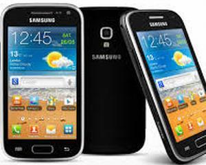 Samsung Galaxy Ace 3 se muleaza pe tehnologia de transfer de date