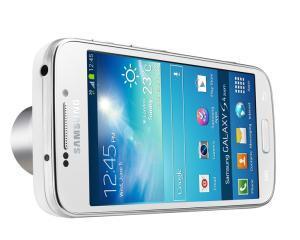 Samsung Galaxy S4 zoom, combinatia perfecta intre telefon si aparat foto