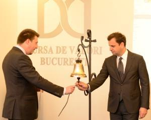 Obligatiunile emise de Garanti Bank sunt tranzactionate la Bursa de Valori Bucuresti incepand cu 25 iunie
