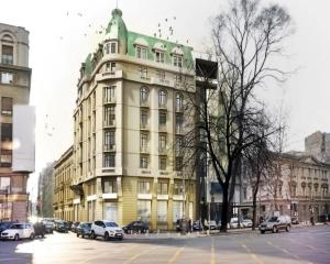 Ce banca a semnat un acord de finantare pentru renovarea unei cladiri istorice din centrul Bucurestiului