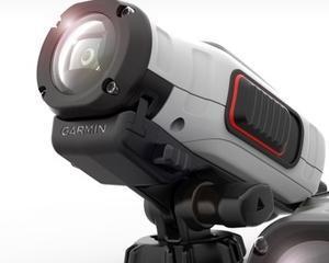 Garmin provoaca GoPro cu o camera video rezistenta la socuri, denumita VIRB