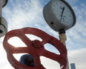 Gazprom, exporturi de gaze in crestere cu 16% catre Europa in 2013