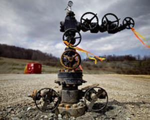 Studiu: Romania, plina de gaze de sist