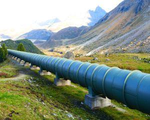 Finantare nerambursabila de 550.000 de euro pentru gazoductul Ungheni-Chisinau