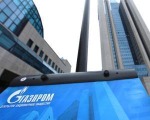 Gazprom a deschis 5 benzinarii in Romania