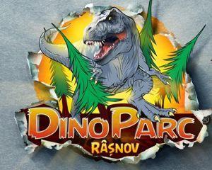 Se deschide Dino Parc Rasnov, cel mai mare parc cu dinozauri din Sud-Estul Europei