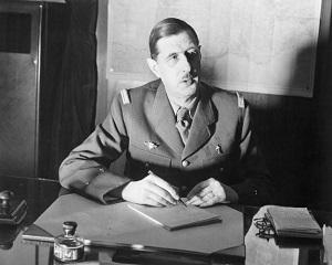 28 aprilie 1969: generalul  Charles de Gaulle demisioneaza din functia de presedinte al Frantei