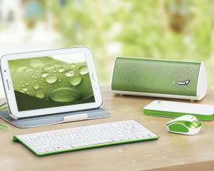 Genius lanseaza LuxePad 9100 si alte gadgeturi la CES 2014