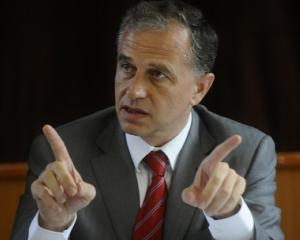 Mircea Geoana crede ca Antonescu a pierdut o treime din publicul PSD